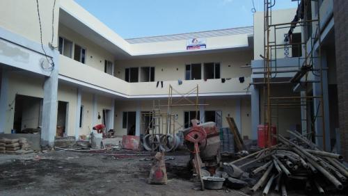Proyek kos-kosan 23 kamar di Jakal